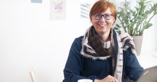 Karin Holt Hass Andersen, Din tryksagsekspert The Print People
