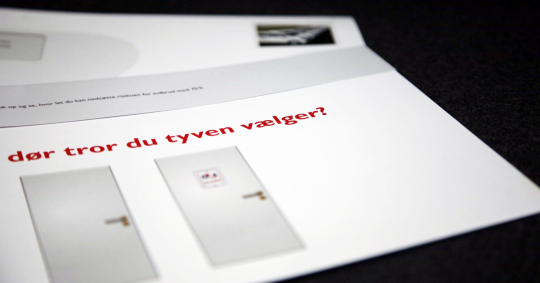 Direct Mail udsendelse G4S